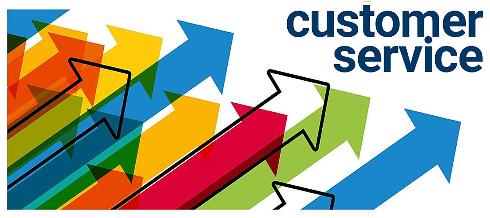 customer service arrows 2